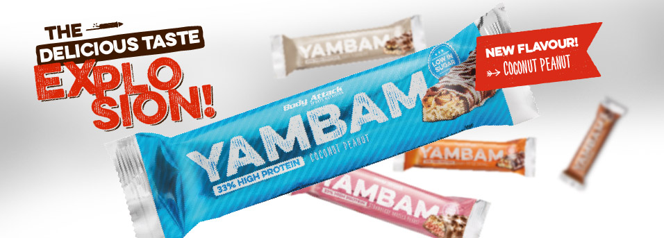 BA Start YAMBAM Coconut FEB17