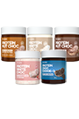 Body Attack Protein Choc Variety Pack - 5er Pack