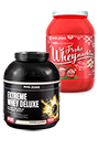 Body Attack Extreme Whey Deluxe Weihnachtsedition - 2er 2,3kg *AKTIONSPAKET*
